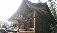 柏木神社 滋賀県甲賀市水口町北脇