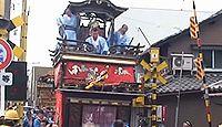 八剱神社 岐阜県羽島市竹鼻町のキャプチャー