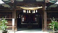 御霊神社 奈良県五條市中之町