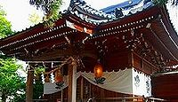 御馬神社 石川県金沢市久安町