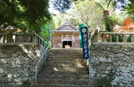 白沙八幡神社(壱岐市)