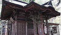 宇芸神社 - 式内の上野国十二社の一社で、一之宮貫前神社のウケ(食事)を司った神か?