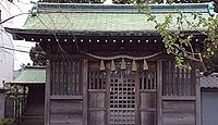 袖ヶ崎神社 東京都品川区東五反田のキャプチャー