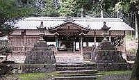 """大野神社(関市) - 全国でもココだけ? 御祭神は土着の神、いわば""""大野大明神"""""""