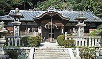 穴師坐兵主神社 - 式内三社を合祀した、摂社に相撲神社がある、奈良桜井の古社