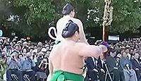 明治神宮で横綱白鵬が奉納土俵入りを披露 - 2007年6月1日、東京都渋谷区のキャプチャー