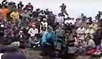 重要無形民俗文化財「早池峰神楽」 - 山伏修験が伝承、能楽大成以前の姿を暗示のキャプチャー