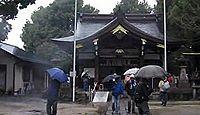 多奈波太神社 愛知県名古屋市北区金城のキャプチャー