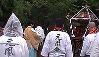 温泉神社(大崎市) - 『続日本後紀』に記載された鳴子温泉の誕生で創祀、相撲が有名