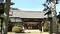 高屋神社(観音寺市) - 稲積山に鎮座する「稲積さん」、藩主京極家が崇敬した式内社