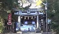 忍東照宮 - もとは大阪・川崎の東照宮、桑名を経て、忍城址に鎮座、家康の肖像画と神像
