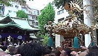鐵砲洲稲荷神社 東京都中央区湊のキャプチャー