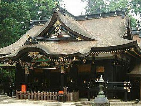 千葉県の神社のキャプチャー