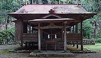 銀鏡神社 - 米良神楽で知られ、ニニギに傷つけられたイワナガが遠くに放り投げた鏡が御神体
