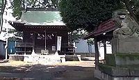 大澤八幡神社 東京都三鷹市大沢のキャプチャー