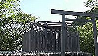 鏡宮神社 - 神宮125社、内宮・末社 朝熊神社の御前社として再興された鏡を祀る神社