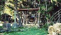 布制神社 長野県長野市篠ノ井山布施