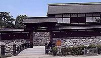 松代城 信濃国(長野県長野市)のキャプチャー