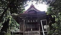 大野見宿禰命神社 鳥取県鳥取市徳尾