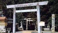 川添神社 三重県多気郡大台町栃原