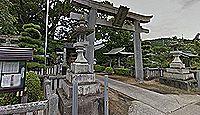 宅宮神社 徳島県徳島市上八万町上中筋のキャプチャー