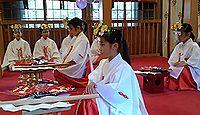 杉山神社 神奈川県横浜市保土ケ谷区星川のキャプチャー