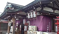 八坂神社 大阪府大阪市大正区三軒家東2丁目(上の宮)のキャプチャー