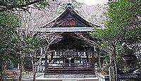関蝉丸神社 - 古くからの要衝である逢坂の関に祀られた音曲芸道の祖神、上社と下社