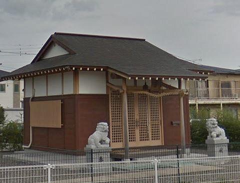多賀神社 静岡県三島市谷田164