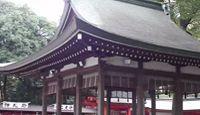 氷川神社 - 大宮に鎮座する総本社、武蔵国一宮or三宮? 四方拝で遥拝される一社