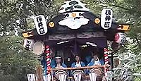 出雲乃伊波比神社 埼玉県熊谷市板井