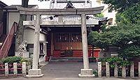 江島杉山神社 東京都墨田区千歳のキャプチャー