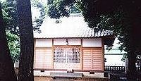 七ツ森神社 静岡県袋井市国本