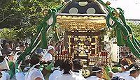 木幡神社 千葉県館山市山本のキャプチャー