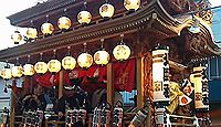 鹿苑神社 - 往時は一宮・小國神社と併称された、社領300石という大規模な遠江国二宮