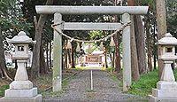 神明宮 静岡県浜松市浜北区内野のキャプチャー