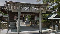 阿羅波比神社 島根県松江市外中原町
