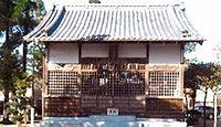 川俣神社 三重県鈴鹿市西富田町