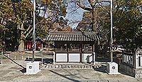 上畠神明社 - 愛知県清須市、清州三社の一社で清州の「外宮」、伊勢神宮ゆかり