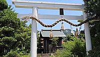 国主神社(有田川町)跡地 - 田殿丹生神社に合祀された、吉備名方浜神社の跡地