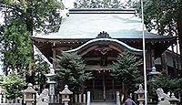 大神宮社 - 三上六所神社に合祀された元伊勢「甲可日雲宮」の伝承地の一つ