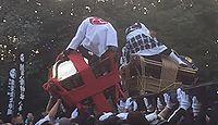 朝日八幡神社 - 松山秋祭りの勇壮な喧嘩神輿「鉢合わせ」で知られる、持統朝創建の古社
