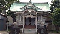 亀高神社 東京都江東区北砂のキャプチャー