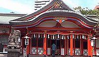 玉造稲荷神社(大阪市) - 豊臣秀頼の銅像が立つ、大坂城三の丸跡に鎮座する五大稲荷