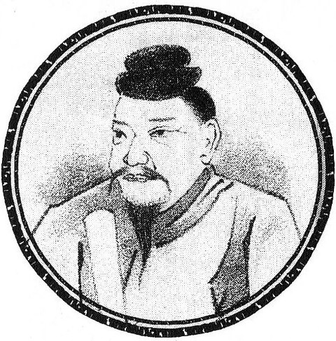 応神天皇のキャプチャー