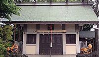 南篠崎天祖神社 東京都江戸川区南篠崎町
