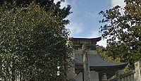 馬岡新田神社 徳島県三好市井川町井内東
