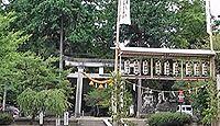荒城神社 - 境内に縄文遺跡がある飛騨式内八社の一つ、本殿は南北朝期の建立で重文指定