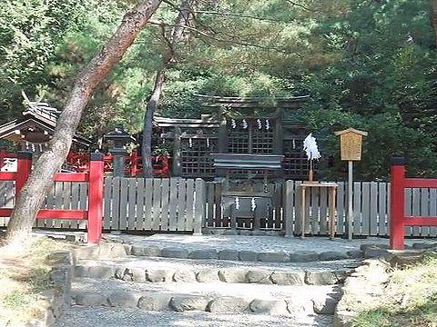 元伊勢「笠縫邑」のキャプチャー