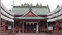 風浪宮 - 三韓征伐の勝運の道を開いた神、江戸期から伝わる流鏑馬、船名の起源の神社も